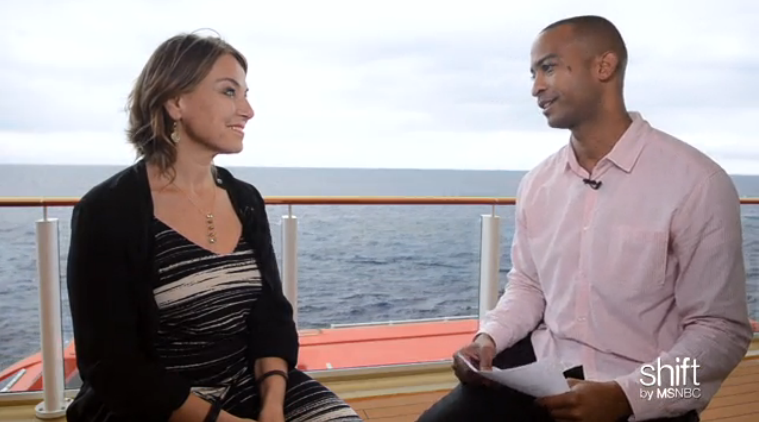 Why are we prone to infidelity? In this exclusive interview at Summit at Sea, renowned relationship therapist Esther Perel unpacks the dissonance between our human want for stability and novelty, and what that says about society.