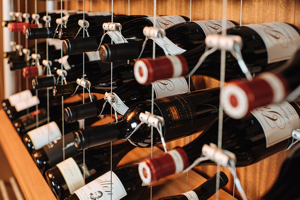 Sommi Wine Cellars • Handcrafted for the True Collector