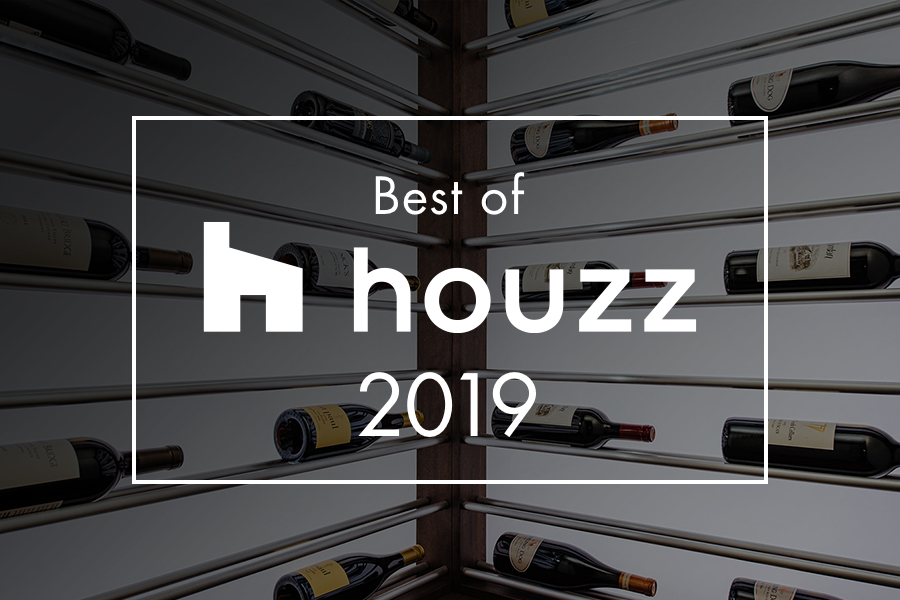 Sommi Wine Cellars Awarded Best of Houzz 2019