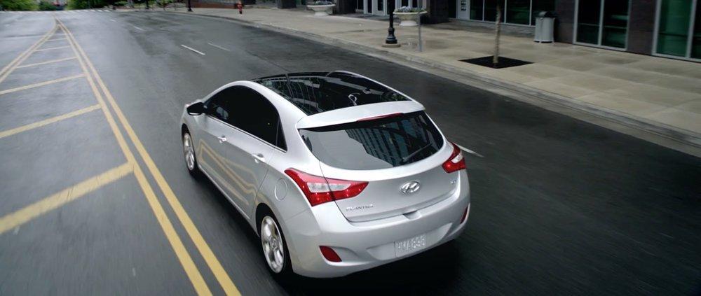 Hyundai  Dir: Craig Brownrigg