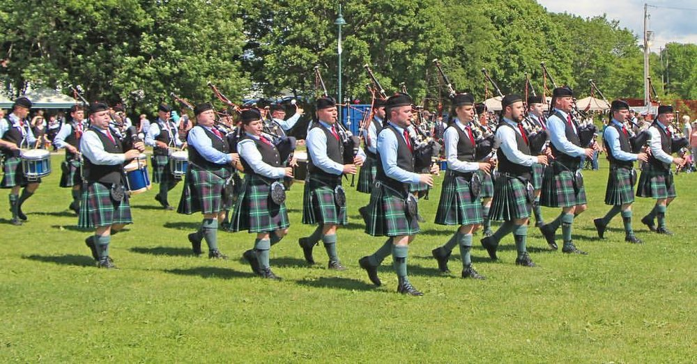 Antigonish Highland Games, 2017
