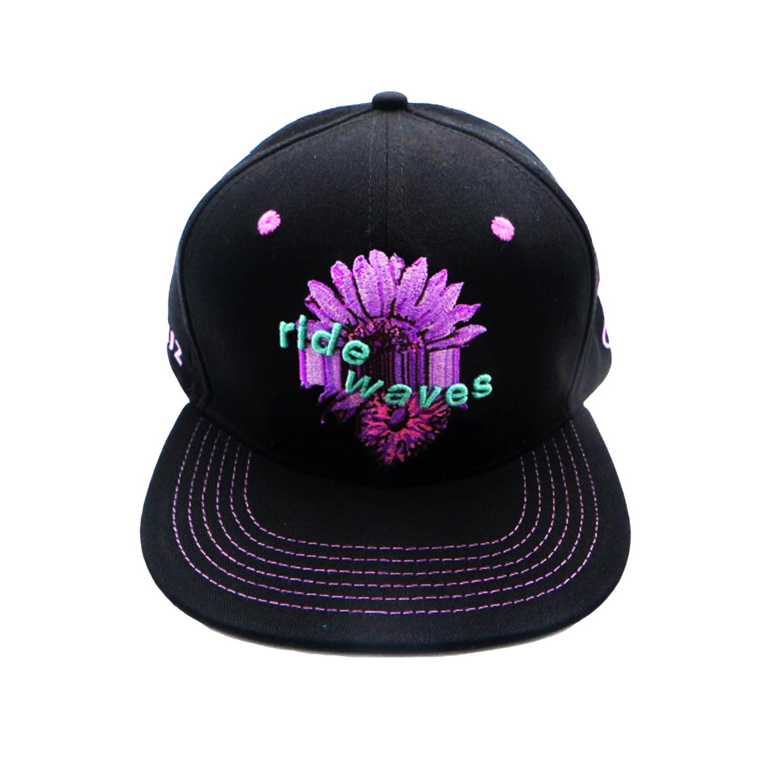 acbb41b70 Ride Waves Grassroots Snapback Hat — GRiZ