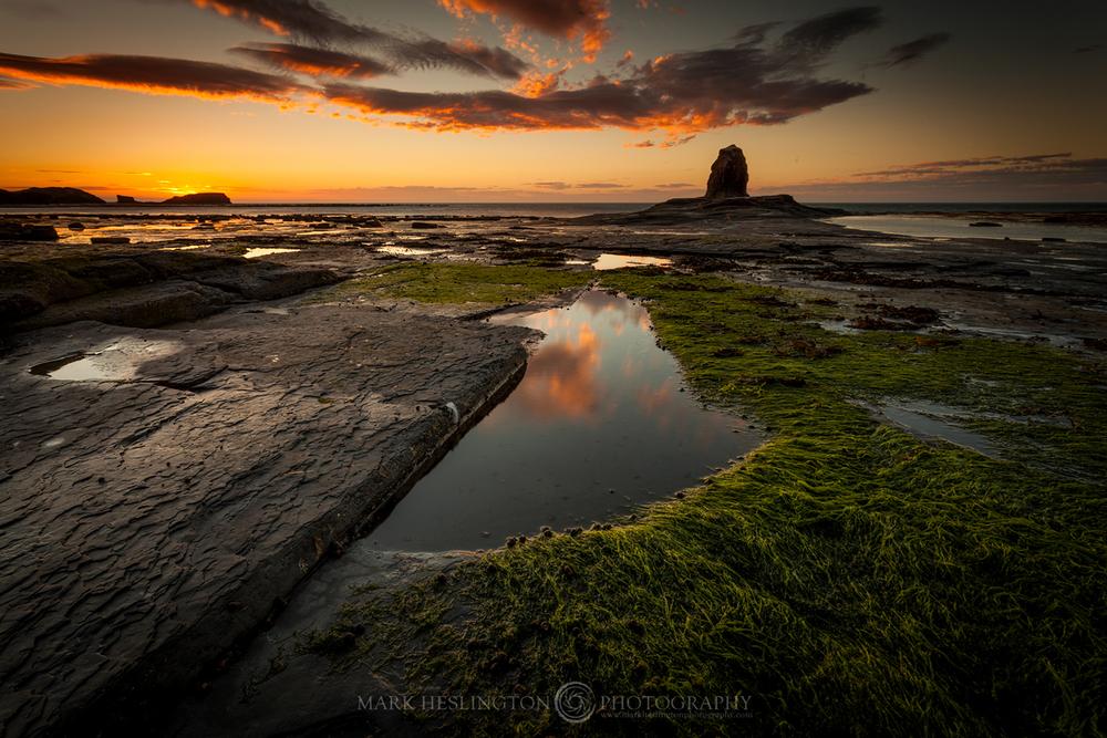 Saltwick Bay, North Yorkshire
