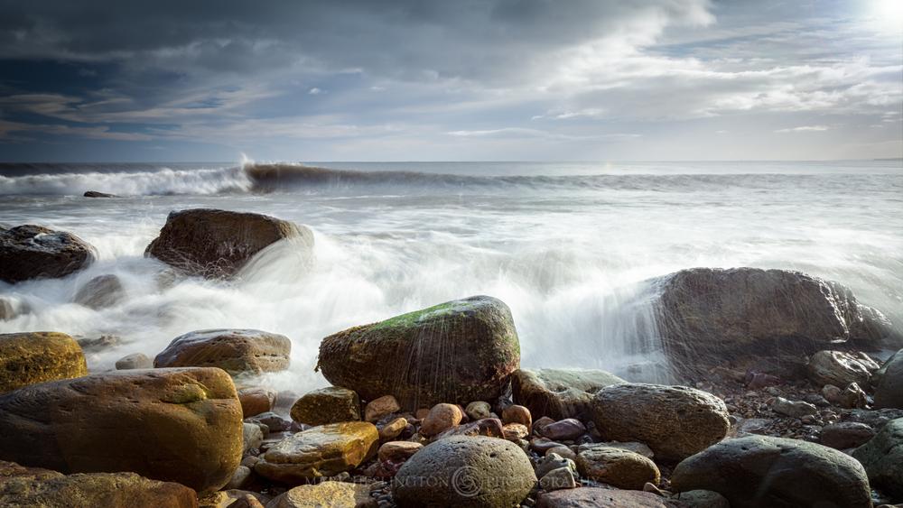 Burniston Rocks, Scarborough