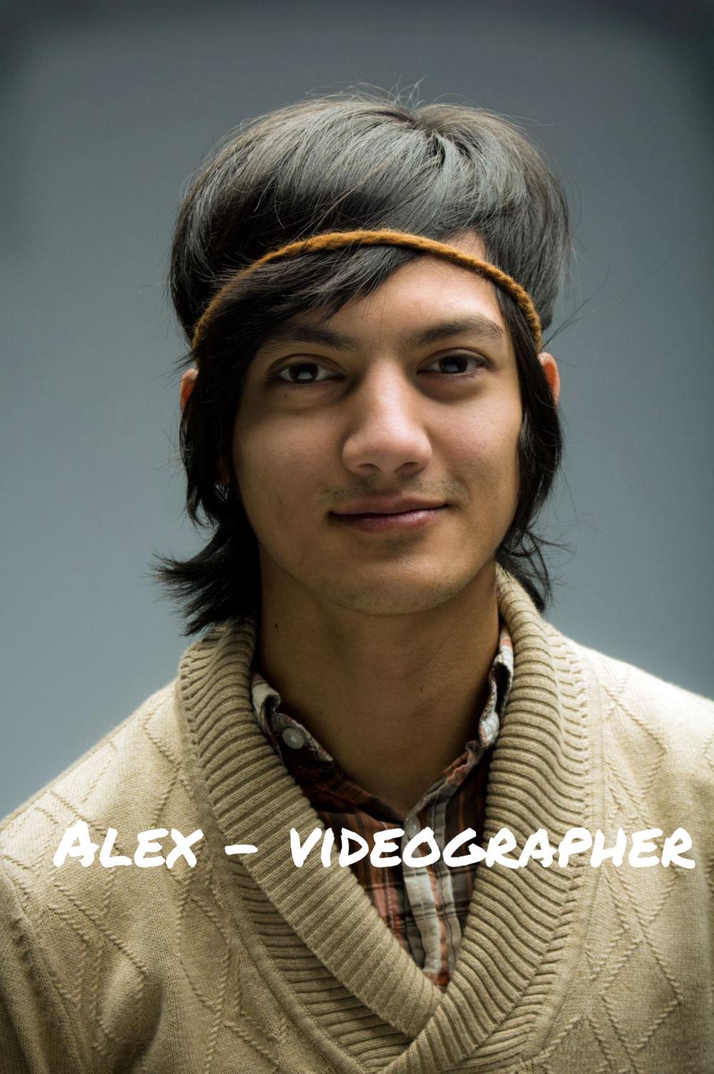 Alex Stanley - Videographer