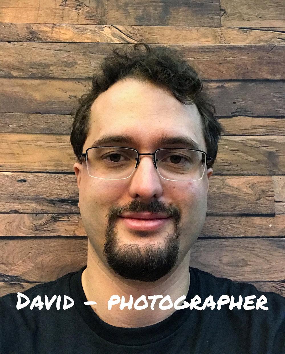 David Roberts - Photographer