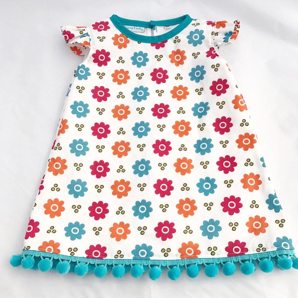 *Rasa Milo original textile design
