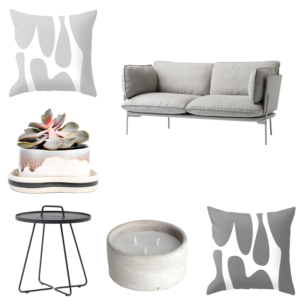 How To Decorate With Shades Of Grey