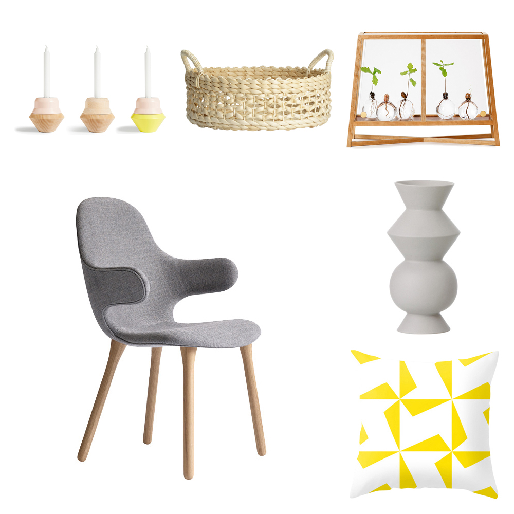 How To Decorate With Bright Yellow