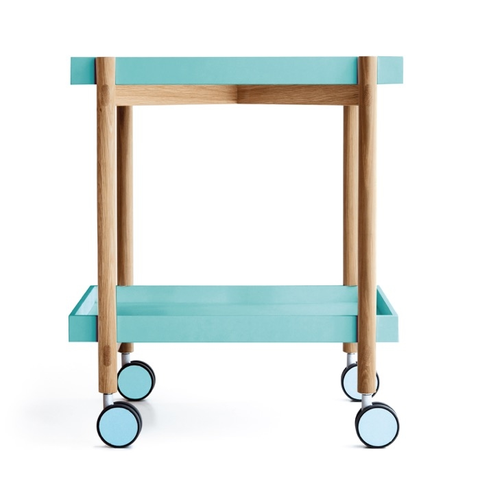 Mai Tai Trolley by  Punt & Odosdesign's from  A+R Store