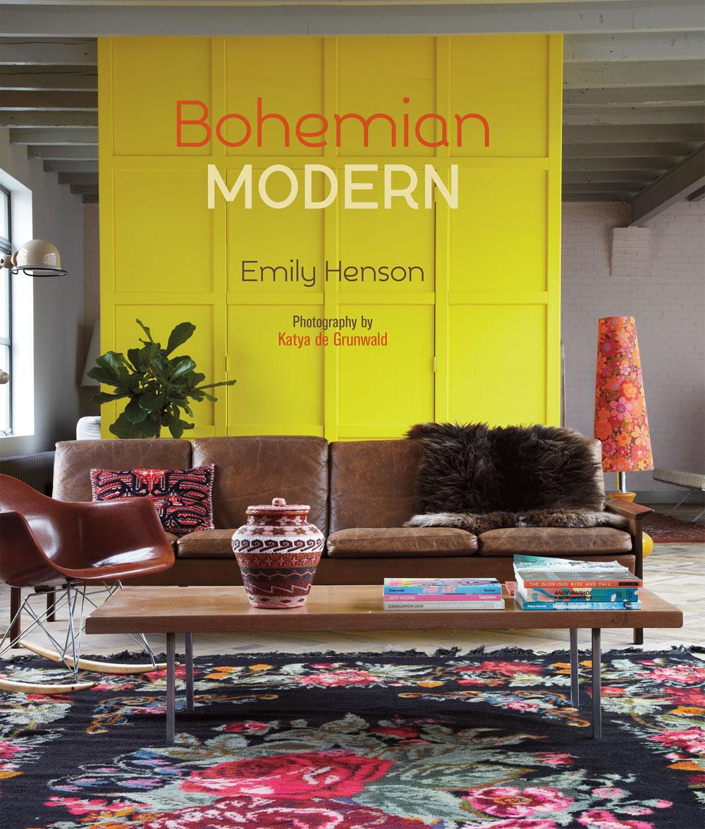 Bohemian Modern, by Emily Henson