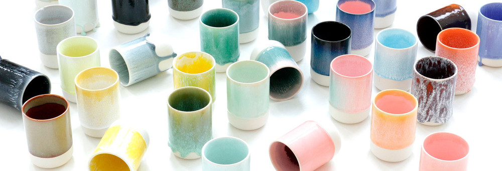 Slurp Cups by Studio Arhoj