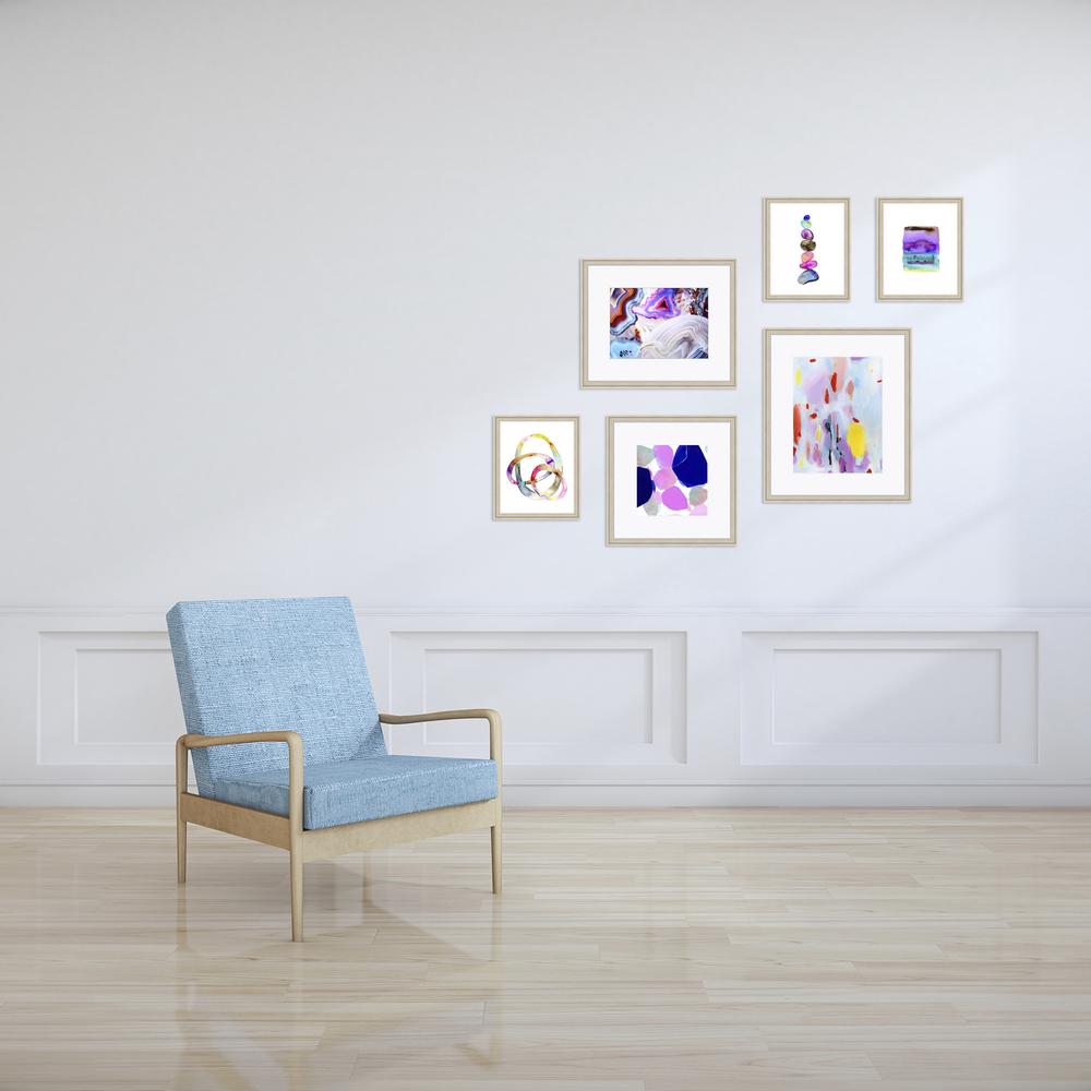Artist Credit:Emily Rickard,Heidi Carlsen Rogers,Sarah Martinez,Elena Kulikova Framing Credit:Framebridge