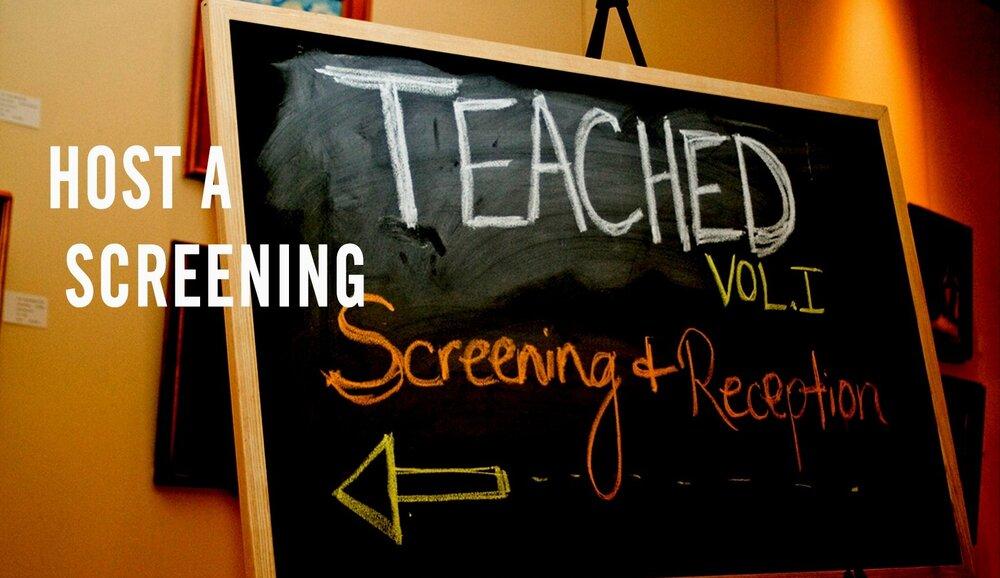 Host a Screening