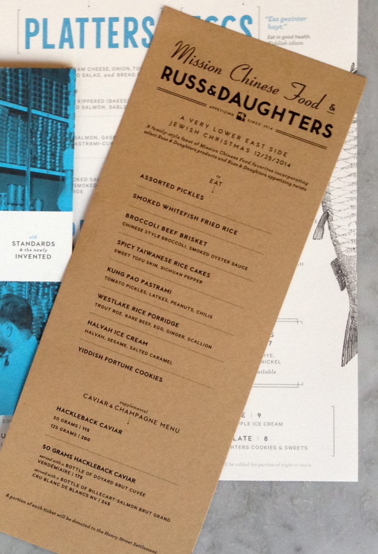 News — Russ & Daughters Cafe