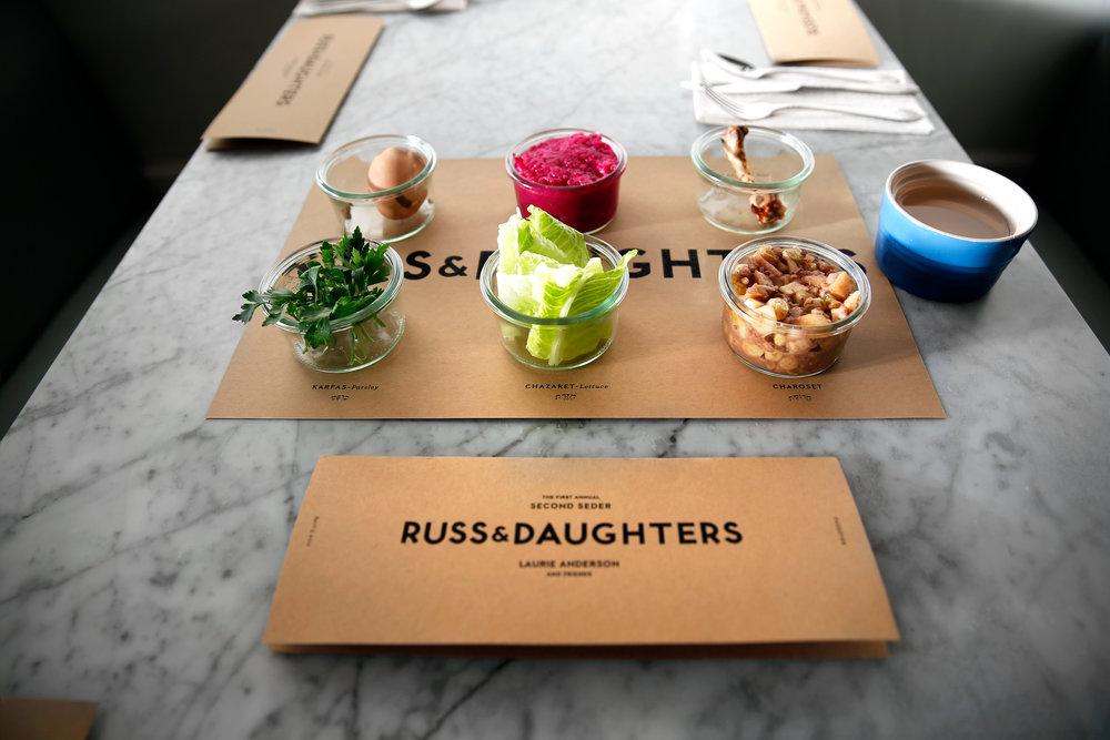 Russ & Daughters seder5.jpg