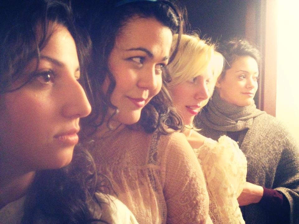 Chiara Atik's WOMEN