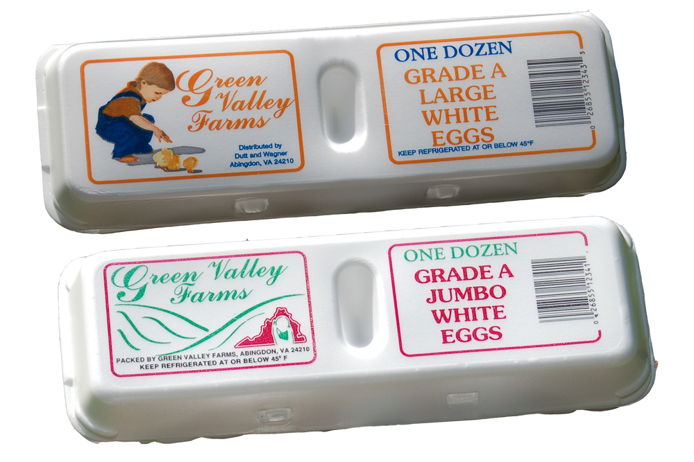 Green Valley Farm Fresh Eggs