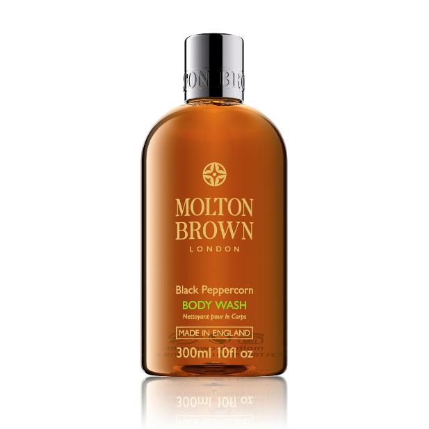 Yossi Harari: Molton Brown body wash keeps him happy during long travel weeks.