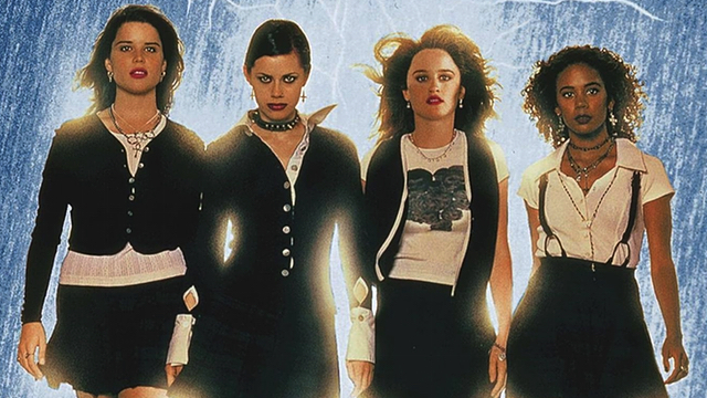 The Craft . Basically our inspiration for getting dressed everyday for the entire year of 9th grade.