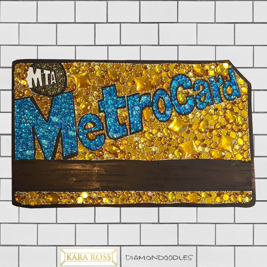 The Metrocard of our dreams.