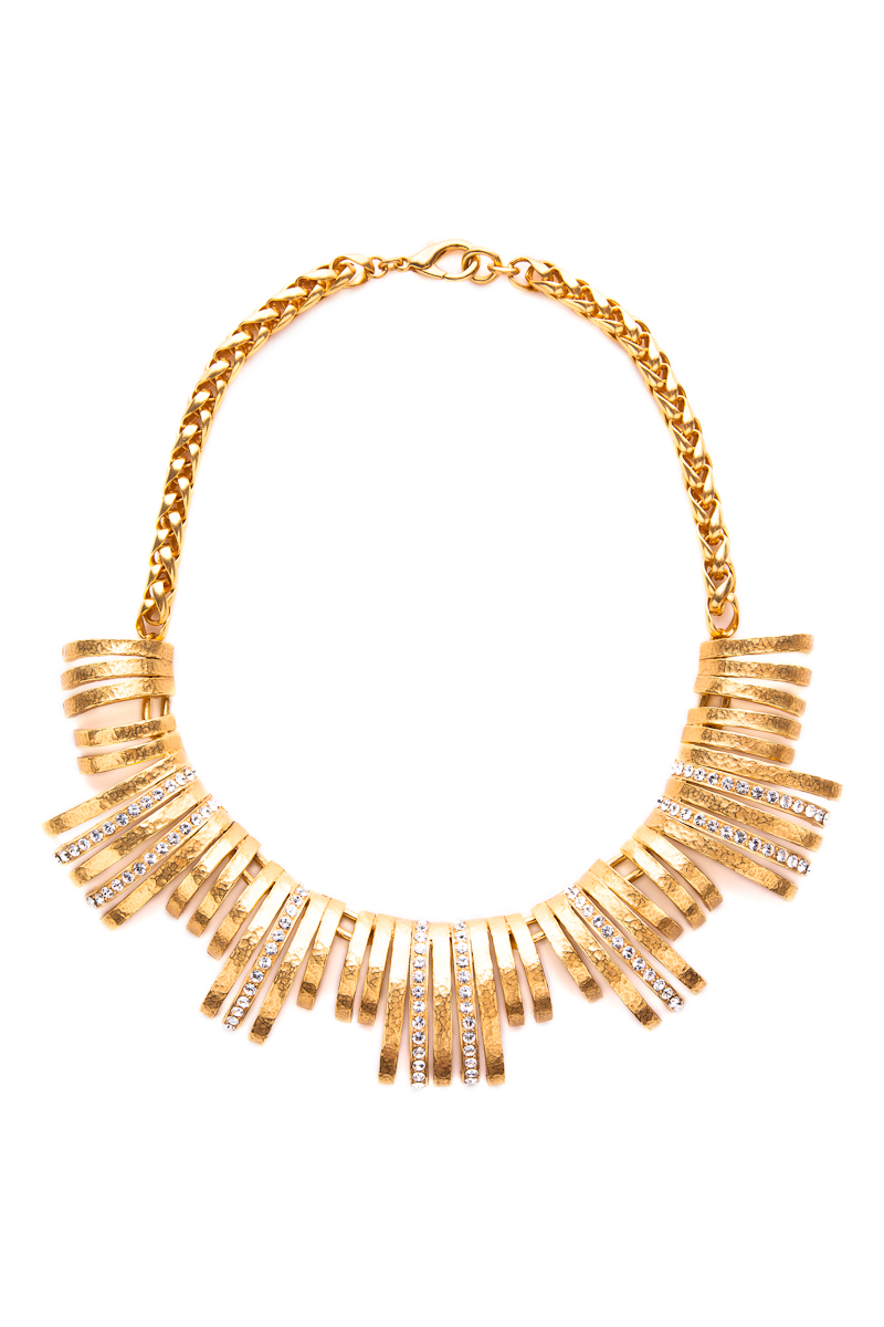 The Major Lash necklace, available at  Gerard Yosca .