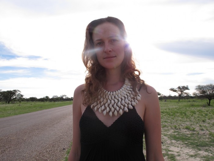 The gorgeous –and giving –Anna Haber