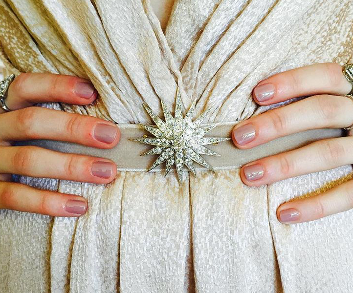 It's all in the (diamond) details.