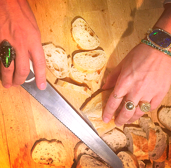 BREAD AND JEWELS, DOIN' IT