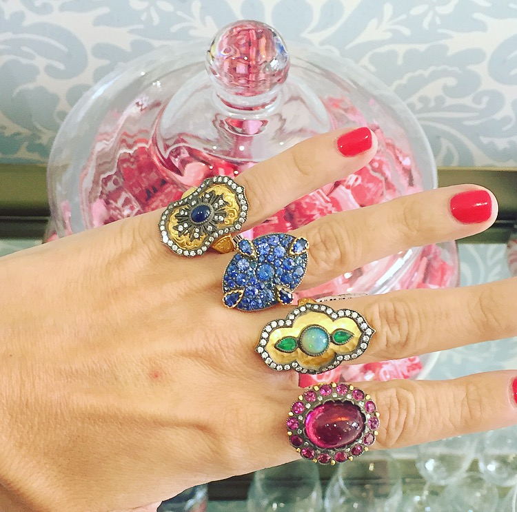 Favorite Arman rings