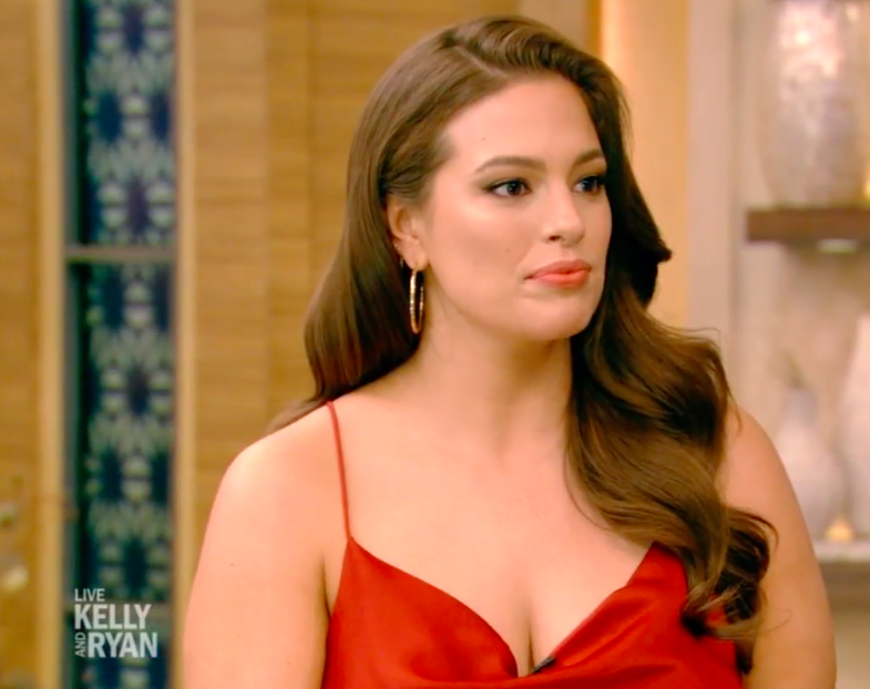 Ashley Graham in Sarah Hendler