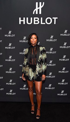Gabrielle Union in Sarah Hendler