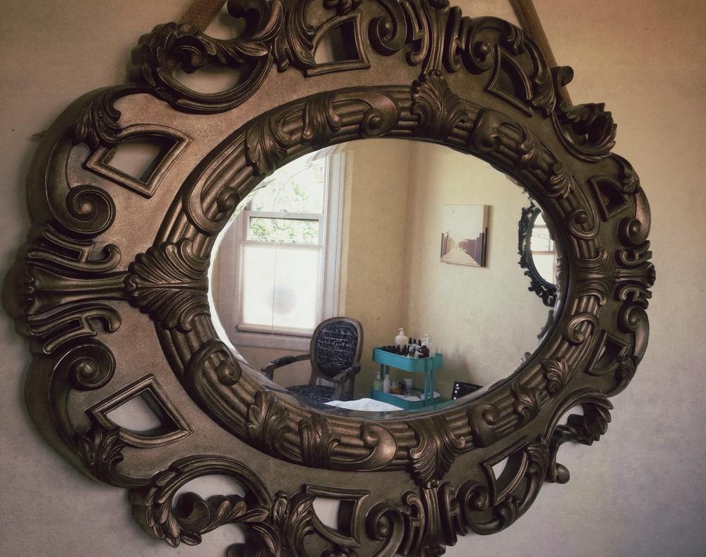 Candice Sardella Studio Mirror