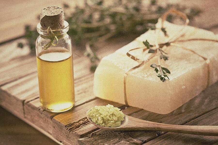Candice Sardella Oil Organic Soap
