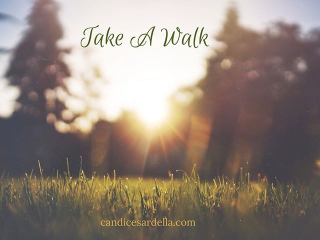 Breathe. Take A Walk. Take Care. . candicesardella.com . . . . #wellness #esthetician #selfcare #holistichealth #organicskincare #walking #exercise #hiking #breathe #naturalbeauty #skincare #sanfrancisco #potrerohill