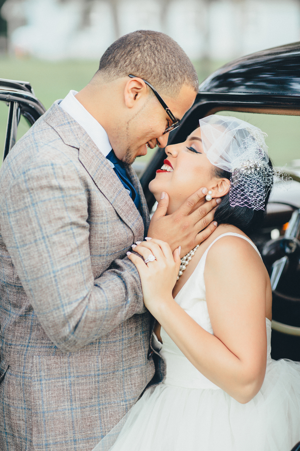 Vintage Car Engagement Photography New York Engagement Photographer Boris Zaretsky_B2C8975.jpg
