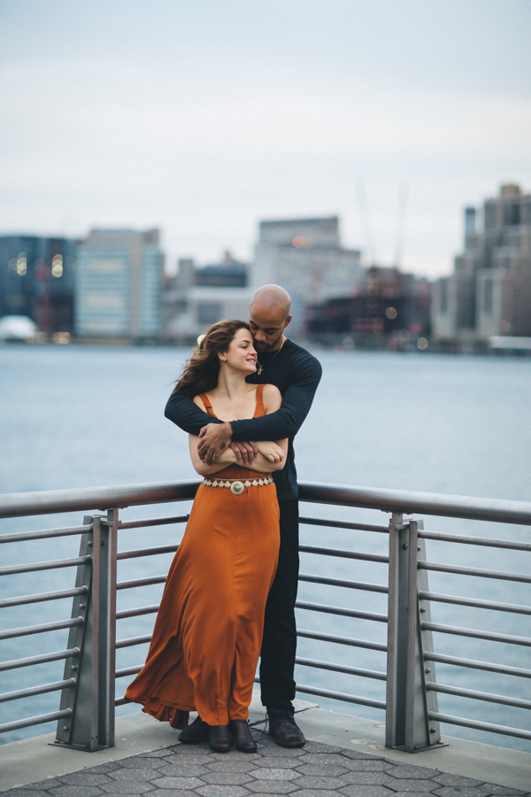 Brooklyn NYC Wedding Photographer Boris Zaretsky Engagement in Gantry Park_B2C5849.jpg