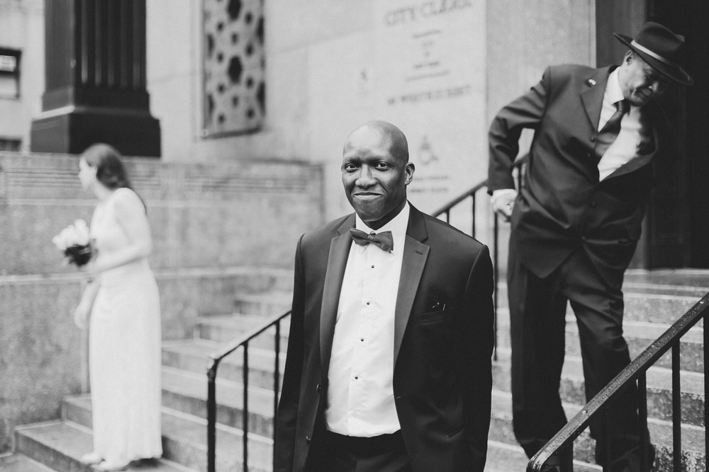 Brooklyn NYC Wedding Photographer Boris Zaretsky Brooklyn Elopement Citi Hall Dumbo Clinton Hill-3.jpg