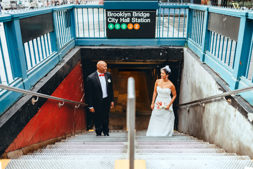 Brooklyn NYC Wedding Photographer Boris Zaretsky Brooklyn Elopement Citi Hall Dumbo Clinton Hill-67.jpg