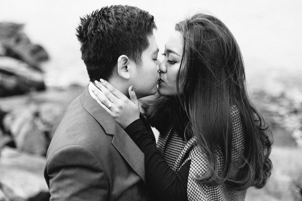 Brooklyn NYC Wedding Photographer Boris Zaretsky Bryant Park Dumbo Engagement-23.jpg