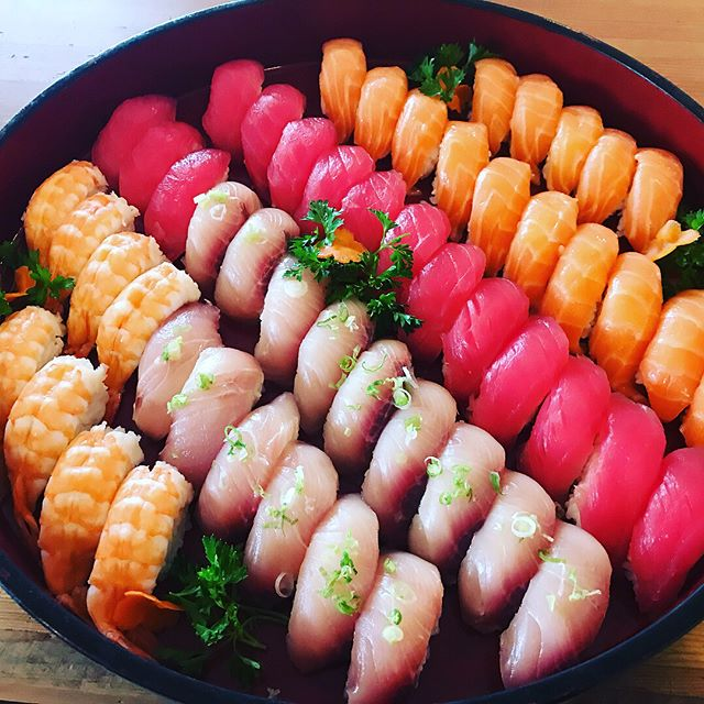 We specialize in take-out party platters so you can enjoy your own party and not stress over the food.