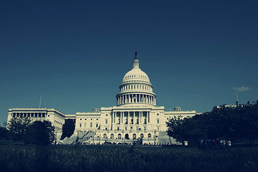 Capitol Hill on April 18, 2010. (Photo by Flickr user Vinoth Chandar)