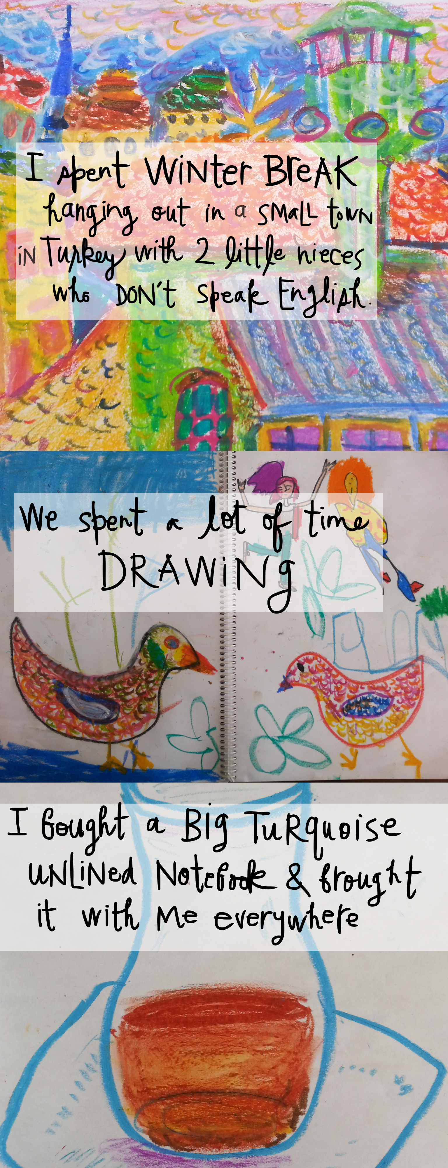 Drawing with kids 1 - by Margaret Hagan