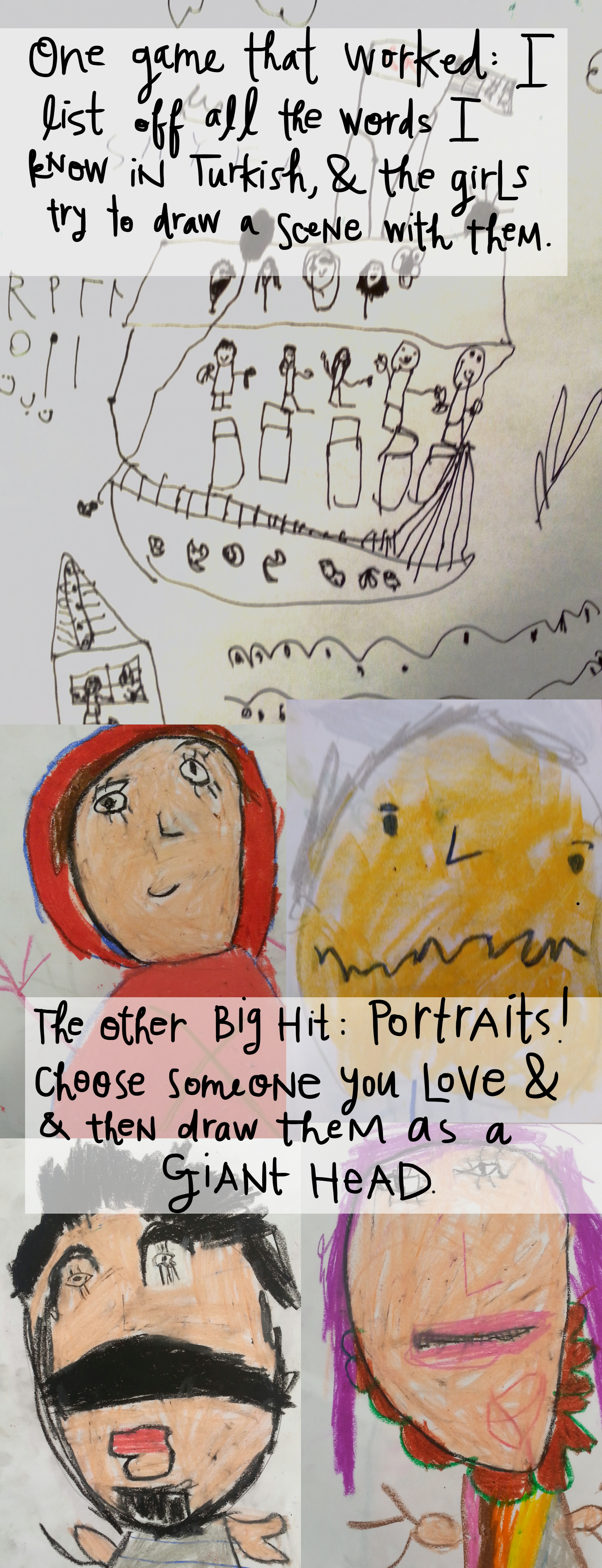 Drawing with kids 2 - Margaret Hagan