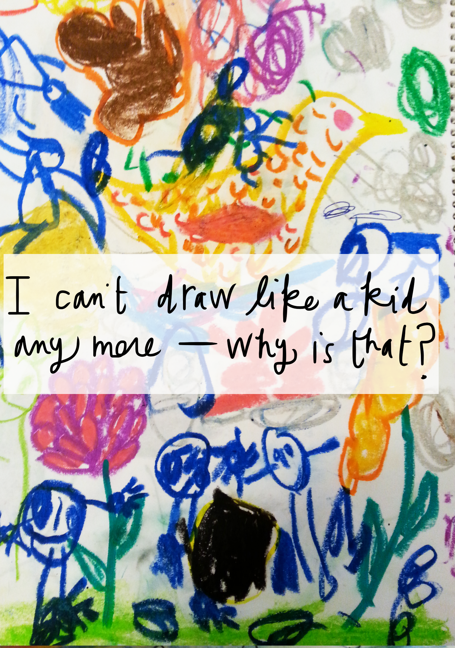 Drawing with kids 4 - Margaret Hagan