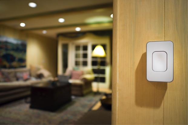 What if you could automate your in-home lighting in a matter of seconds? (Photo provided by the Switchmate team)