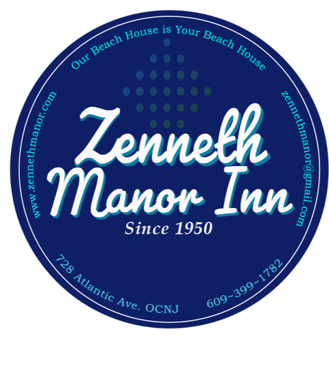 Zenneth Manor Inn:  an Ocean City, NJ hotel