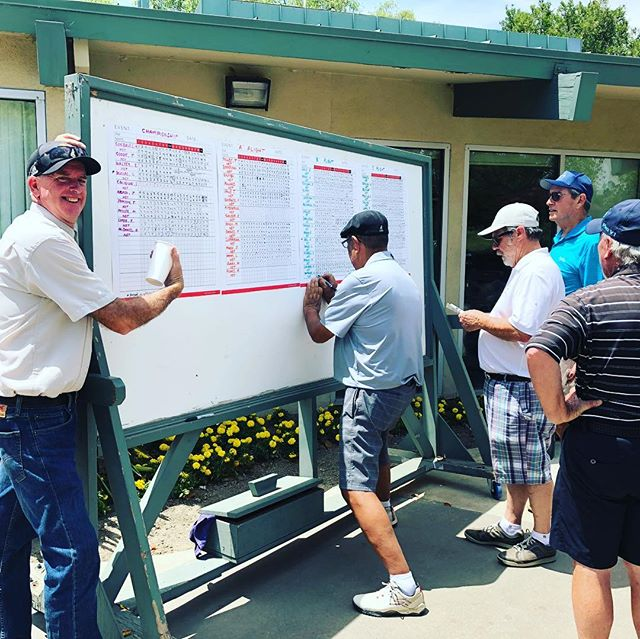Another successful tournament in the books! #skylinksgolfcourse #skylinksmensclub #golflongbeach #longbeach #golf #golfleague