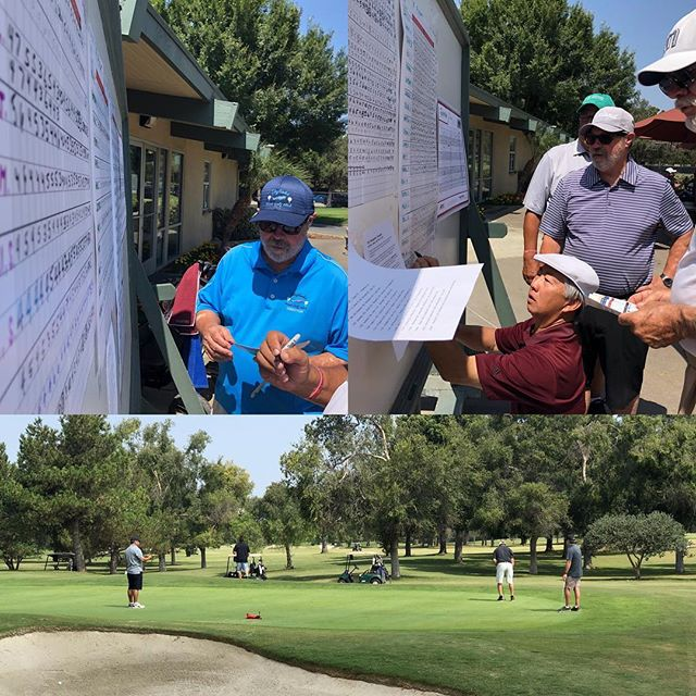 Club championship results have been posted! Check the website for updates.  #golf #skylinksgolfcourse #skylinksmensclub #clubchampionship #nothreeputts #longbeach #scga