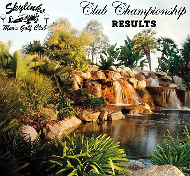 2018 Club Championship results are posted online! Go check the website for standings and side pot winners!  Link on profile page! #skylinksmensclub #skylinksgolfcourse #skylinksgc #longbeach #golf #clubchampionship #golfcourse #longbeachgolf